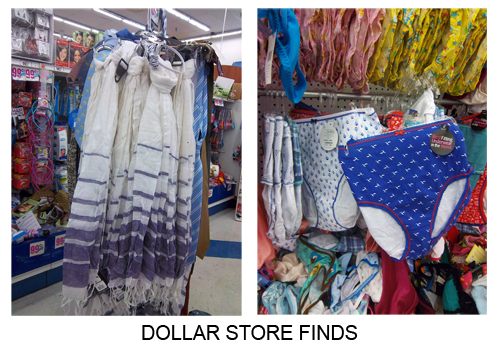 dollar store crafted scarf mixology crafts